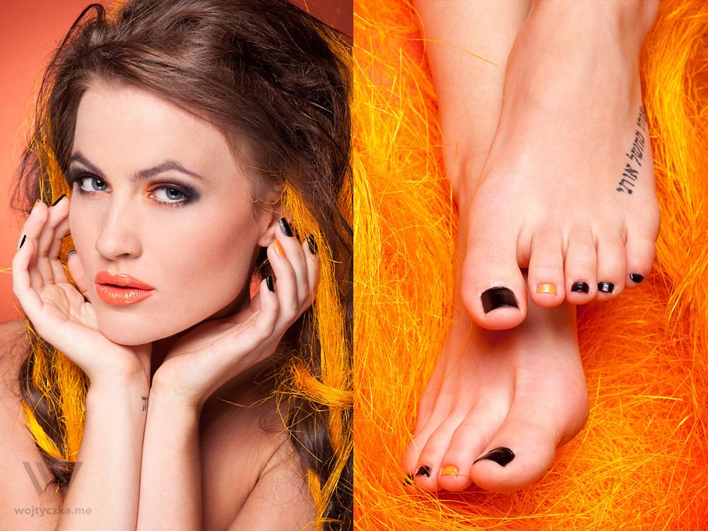 Paulina / Makeup: Magdalena Pietrzak