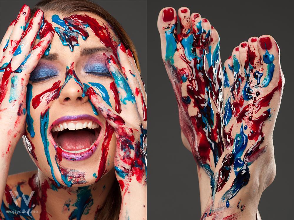 Agnieszka / Makeup: Anna Badera