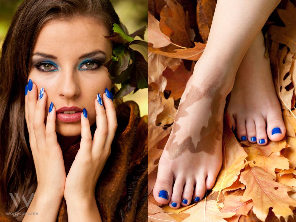 Martyna / Makeup: Anna Badera