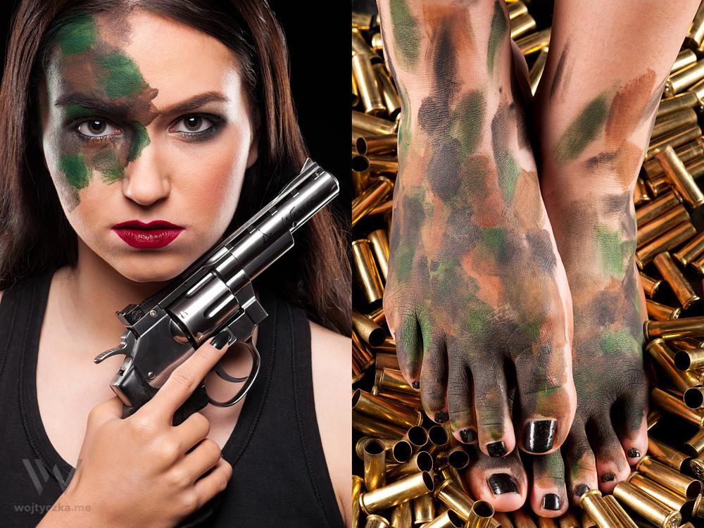 Daria / Makeup: Weronika Hilaszek