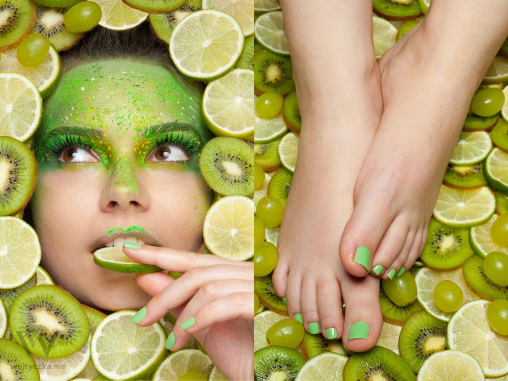Ula / Makeup: Malwina Komorowska