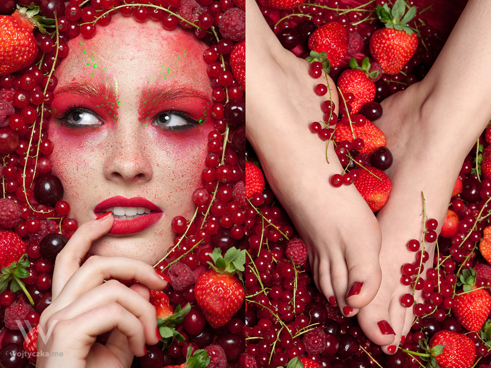Ola / Makeup: Malwina Komorowska