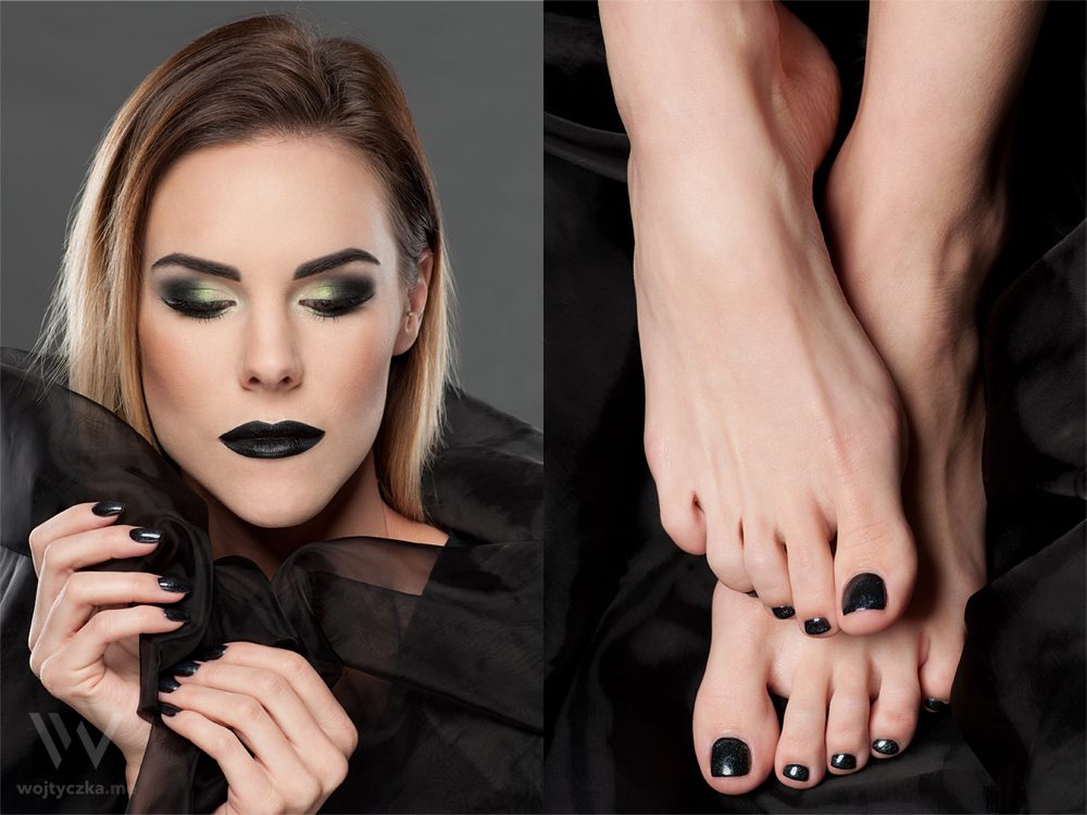 Agnieszka / Makeup: Magdalena Pietrzak